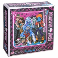 Пазл 100А Monster High
