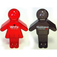 Копилка пара HUSBAND/WIFE